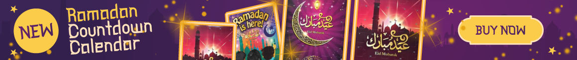 New Ramadan Chocolate Calendar