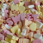 ABC CHALKY CANDY LETTERS or choose from GUMMY or FIZZY