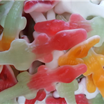 GUMMY CROCODILES  (2 varieties to choose from)