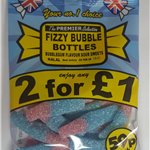 FIZZY BUBBLE BOTTLES (EXCLUSIVE UK PRODUCT)