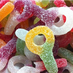 FIZZY or GUMMY DUMMIES (3 varieties to choose from)
