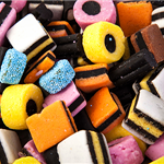 LIQUORICE ALLSORTS  (3 varieties to choose from)