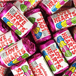LOVEHEARTS  (10 varieties to choose from)