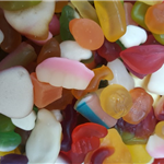 ASSORTED GUMMY and JELLIES MIX