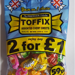 TOFFIX FRUITY CHEWS