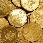 CHOCOLATE COINS (5 varieties to choose from)