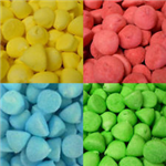 MARSHMALLOW PAINT BALL MALLOWS  (5 varieties to choose from)