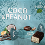 COCO and PEANUT CHOCOLATES individually wrapped