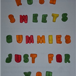 GUMMY ALPHABETS