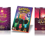 RAMADAN ADVENT COUNTDOWN CHOCOLATE CALENDARS (PACK OF 3)