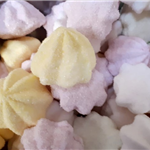 MARSHMALLOWS fizzy fruity flavours