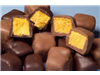 chocolate coated cinder toffee honeycomb