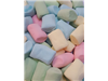 big multi coloured mallows