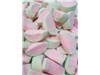 watermelon slice shape mallows