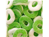fizzy apple rings