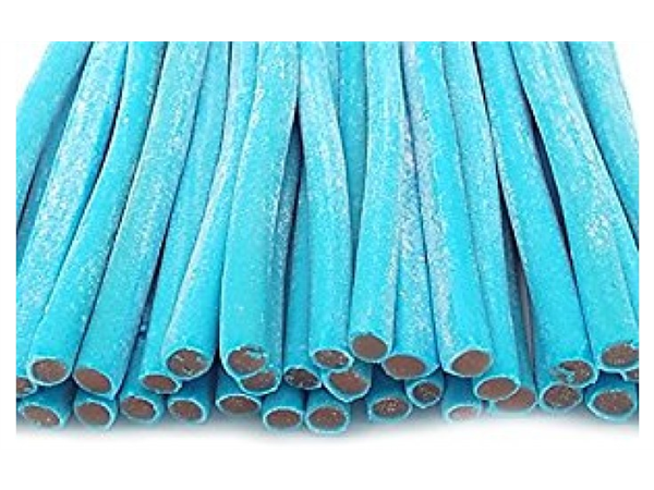 blue raspberry flavour smooth pencils