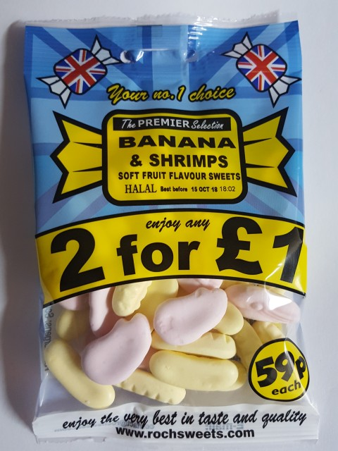 BANANA & SHRIMPS