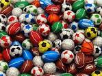 CHOCOLATE SPORTS BALLS MIX  (3 varieties to choose from)
