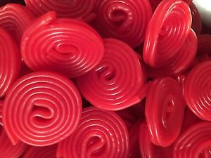 strawberry flavour rotella wheels